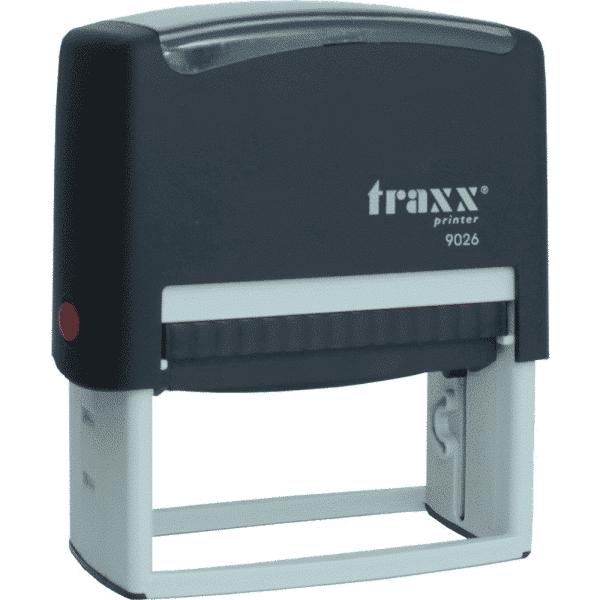 administratie stempel, nr.2183, afmeting: 70mm x 35mm