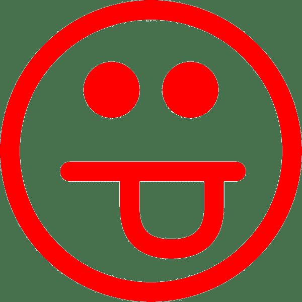 smiley puh, nr.2474, afmeting: 22mm x 22mm