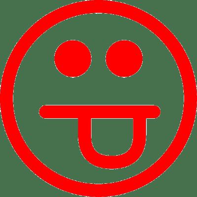 smiley puh, nr.2681, afmeting: 22mm x 22mm