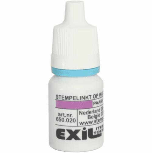 standaard inkt, paars/8ml