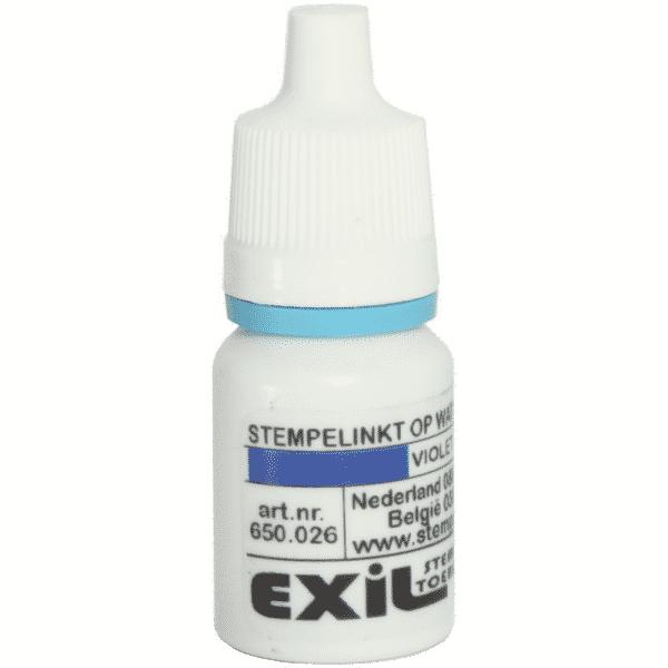 standaard inkt, violet/8ml