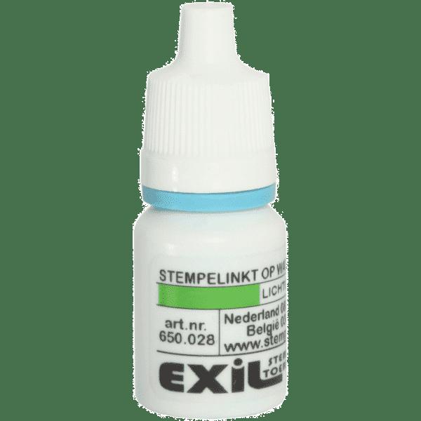 standaard inkt, lichtgroen/8ml