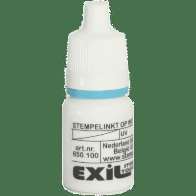 UV veiligheids inkt, onzichtbaar/8ml