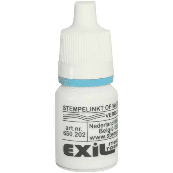 sneldrogende plastic- en glas inkt, verdunner/8ml