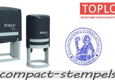 Compactstempels