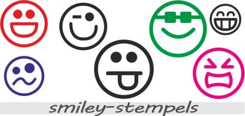 smiley-stempels