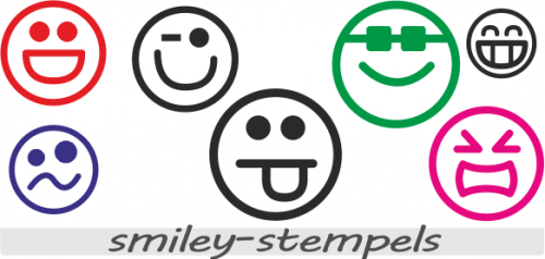 smiley-stempels
